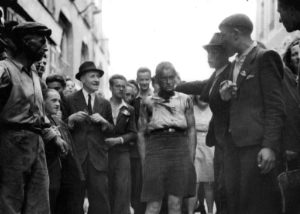 femmes tondues liberation 1944