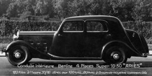 photo-ancienne-Aries-conduite-interieure-4-places-berline-super-10-50---Voiture-de-19--