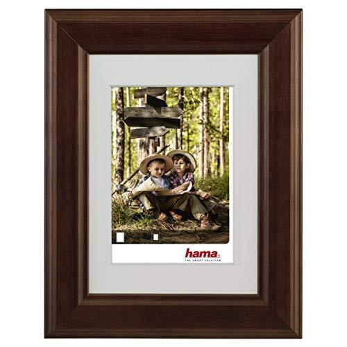 hama 00126274 cadre photo en bois 20 x 30 cm noisette phenix photos. Black Bedroom Furniture Sets. Home Design Ideas
