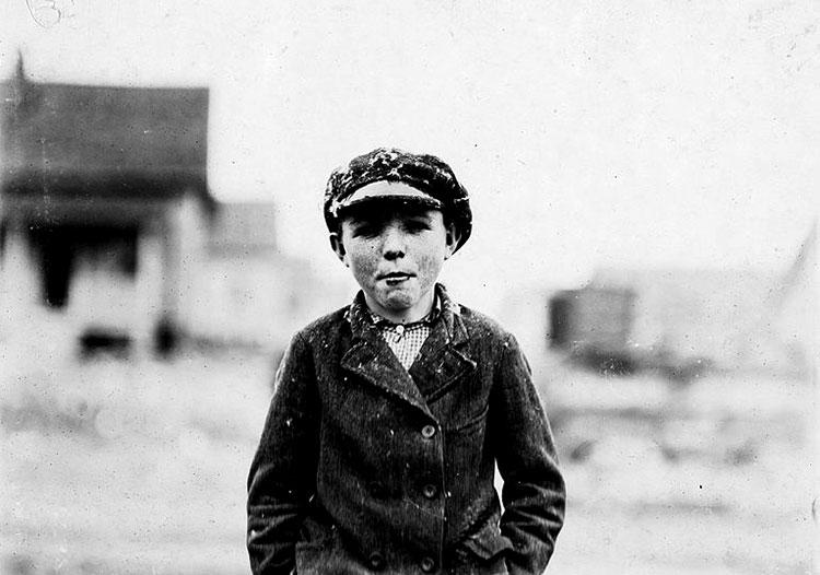 enfant travail minoterie