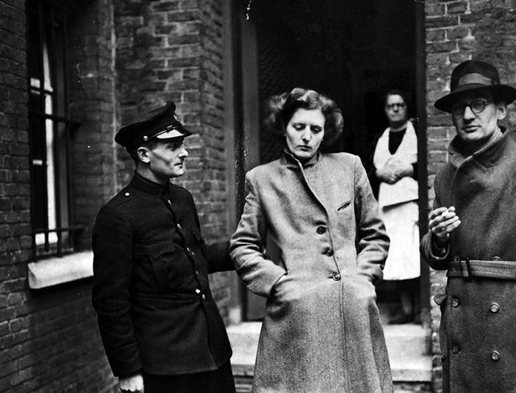 femmes rasees 1944