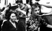 femmes tondues 1944