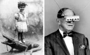 photos anciennes bizarres