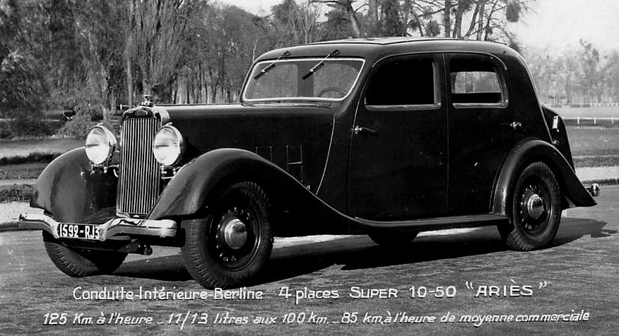 photo-ancienne-Aries-conduite-interieure-berline-4-places-super-10-50---Voiture-de-19--