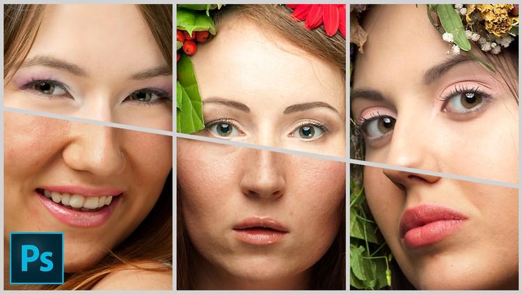 Logiciel Photoshop pour faire des améliorations de photo