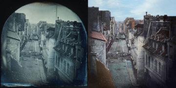 Restauration de photo ancienne et colorisation